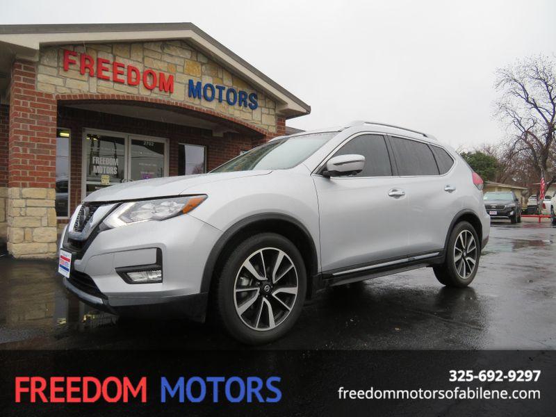 2018 Nissan Rogue SL   Abilene, Texas   Freedom Motors  in Abilene Texas