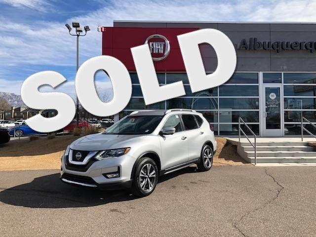 2018 Nissan Rogue SL in Albuquerque, New Mexico 87109