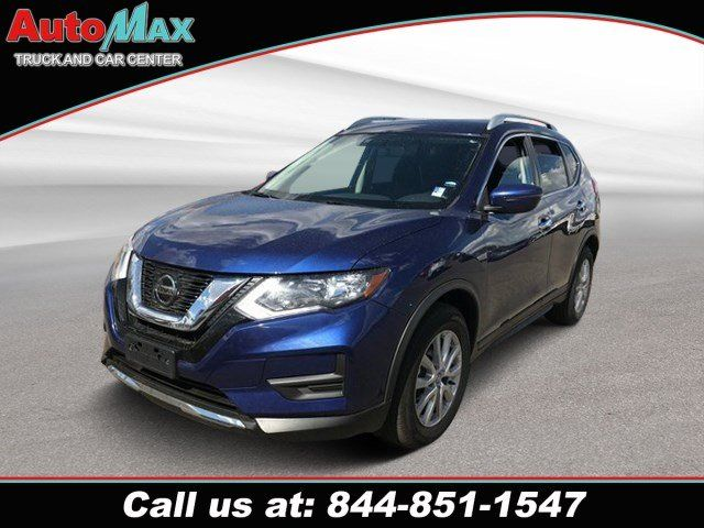 2018 Nissan Rogue SV in Albuquerque, New Mexico 87109
