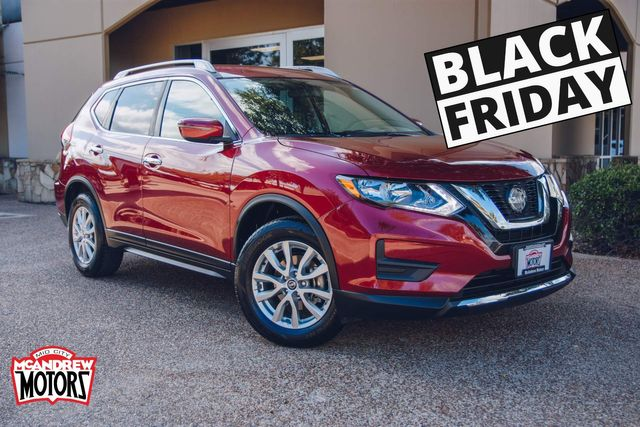 2018 Nissan Rogue SV Low Miles