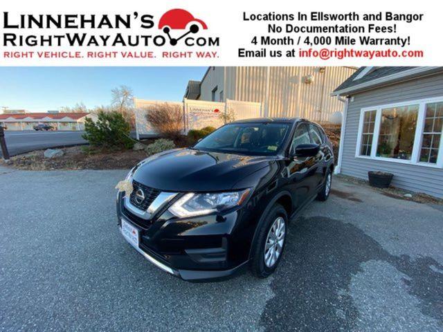 2018 Nissan Rogue S in Bangor, ME 04401