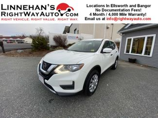 2018 Nissan Rogue S in Bangor, ME 04401