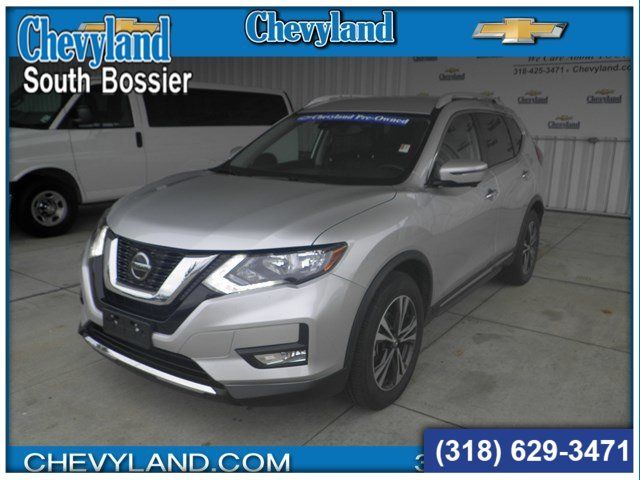 2018 Nissan Rogue SL in Bossier City LA, 71112