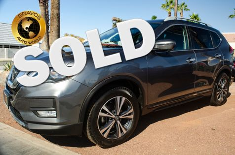 2018 Nissan Rogue SL in cathedral city
