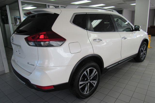 2018 Nissan Rogue SL Chicago, Illinois 4