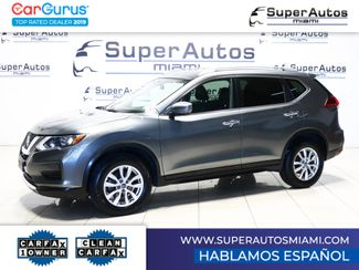 2018 Nissan Rogue SV AWD in Doral, FL 33166