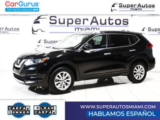 2018 Nissan Rogue SV All-Wheel Drive in Doral, FL 33166