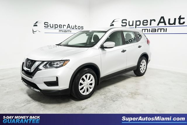 2018 Nissan Rogue S in Doral, FL 33166