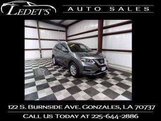 2018 Nissan Rogue SV - Ledet's Auto Sales Gonzales_state_zip in Gonzales