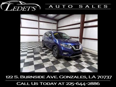 2018 Nissan Rogue SL - Ledet's Auto Sales Gonzales_state_zip in Gonzales, Louisiana