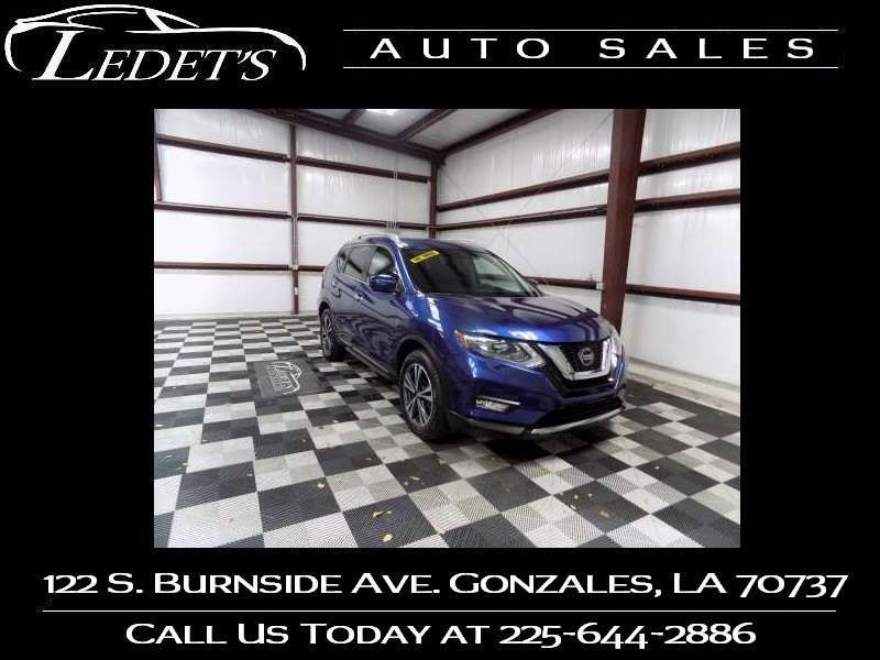 2018 Nissan Rogue SL - Ledet's Auto Sales Gonzales_state_zip in Gonzales Louisiana