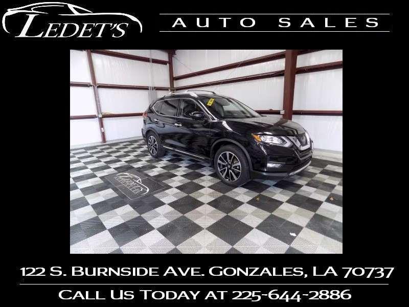 2018 Nissan Rogue SL - Ledet's Auto Sales Gonzales_state_zip in Gonzales Louisiana