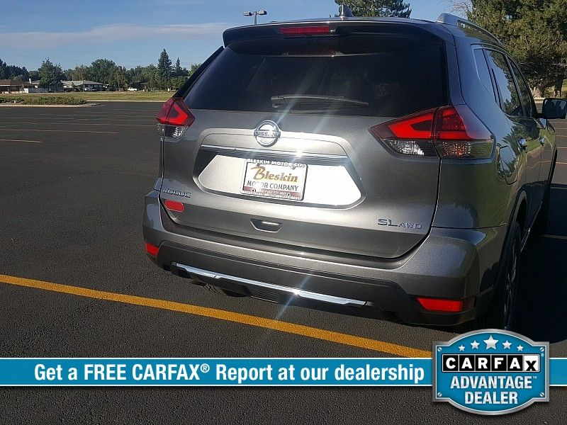 2018 Nissan Rogue 4d SUV AWD SL  city MT  Bleskin Motor Company   in Great Falls, MT