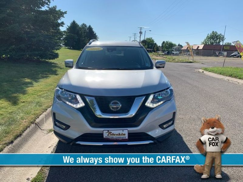 2018 Nissan Rogue SL  city MT  Bleskin Motor Company   in Great Falls, MT