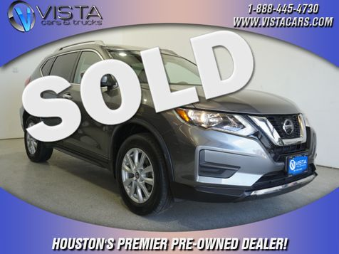 2018 Nissan Rogue SV in Houston, Texas