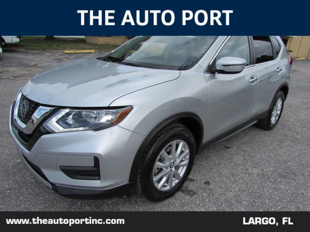 2018 Nissan Rogue SV in Largo, Florida 33773