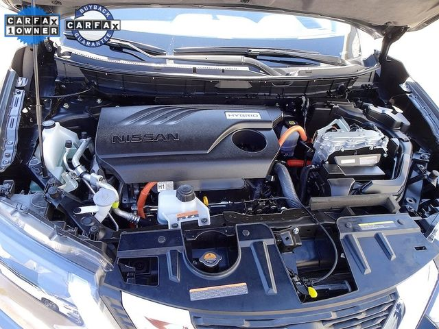 2018 Nissan Rogue SV Hybrid Madison, NC 44