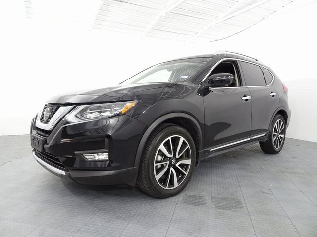 2018 Nissan Rogue SL in McKinney, Texas 75070