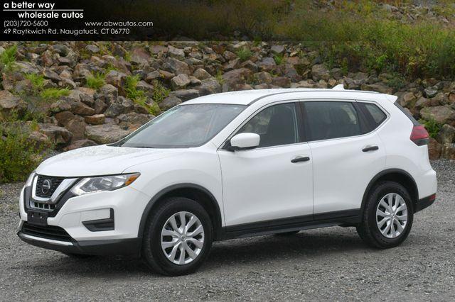 2018 Nissan Rogue S AWD Naugatuck, Connecticut