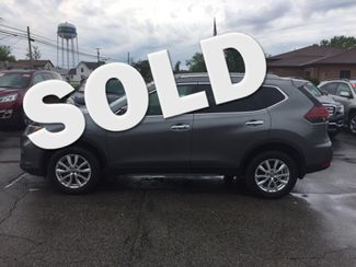 2018 Nissan Rogue SV AWD in Ontario, OH 44903