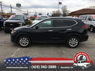 2018 Nissan Rogue SV AWD in Mansfield, OH 44903
