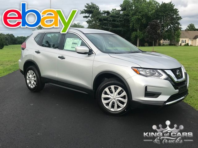 2018 Nissan Rogue S Awd BRAND NEW SAVE THOUSANDS MANY OPTIONS ORIGINAL MSRP OF 30K
