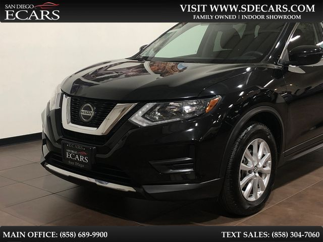 2018 Nissan Rogue SV in San Diego, CA 92126