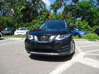 2018 Nissan Rogue SV SV HTD SEATS. PWR TAILGATE SEFFNER, Florida