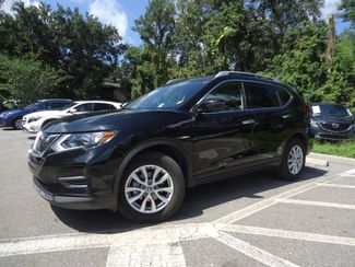 2018 Nissan Rogue SV SV HTD SEATS. PWR TAILGATE SEFFNER, Florida 4