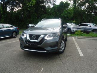 2018 Nissan Rogue SV AWD HTD SEATS. PWR LIFTGATE. SEFFNER, Florida