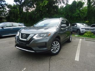 2018 Nissan Rogue SV AWD HTD SEATS. PWR LIFTGATE. SEFFNER, Florida 4