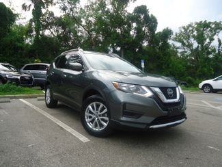 2018 Nissan Rogue SV AWD HTD SEATS. PWR LIFTGATE. SEFFNER, Florida 7