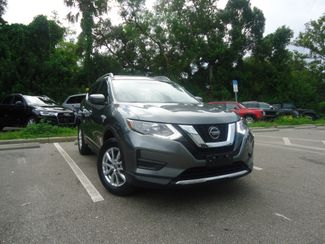 2018 Nissan Rogue SV AWD HTD SEATS. PWR LIFTGATE. SEFFNER, Florida 8