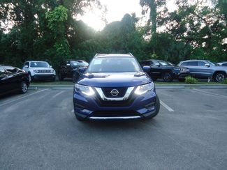 2018 Nissan Rogue SV HTD SEATS. BLIND SPOT. PWR LIFTGATE SEFFNER, Florida 9