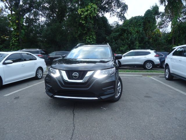 2018 Nissan Rogue SV HTD SEATS. BLIND SPOT. POWER LIFTGATE SEFFNER, Florida