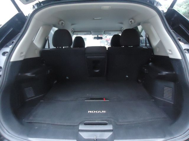 2018 Nissan Rogue SV HTD SEATS. BLIND SPOT. POWER LIFTGATE SEFFNER, Florida 20