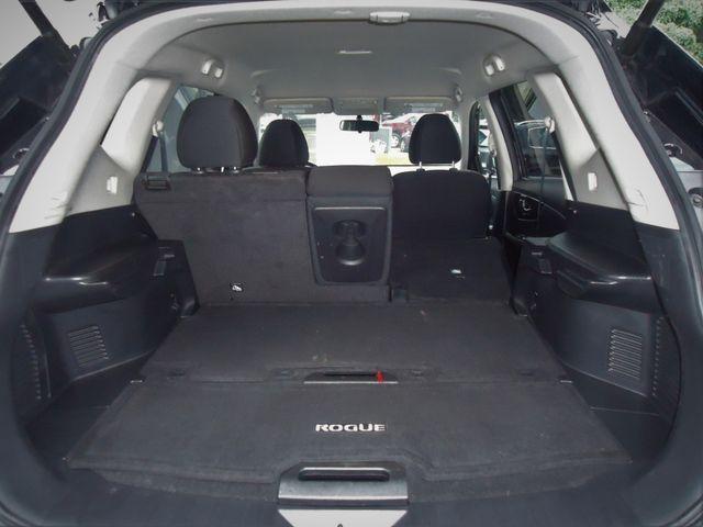 2018 Nissan Rogue SV HTD SEATS. BLIND SPOT. POWER LIFTGATE SEFFNER, Florida 21