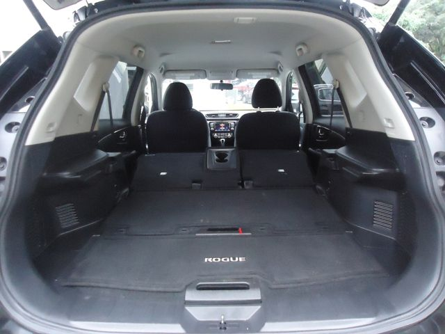 2018 Nissan Rogue SV HTD SEATS. BLIND SPOT. POWER LIFTGATE SEFFNER, Florida 22