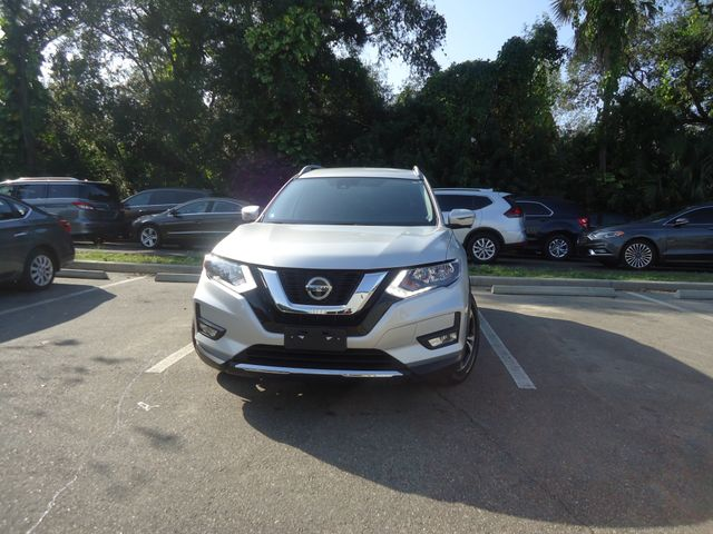 2018 Nissan Rogue SL SEFFNER, Florida