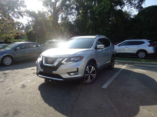2018 Nissan Rogue SL SEFFNER, Florida 5