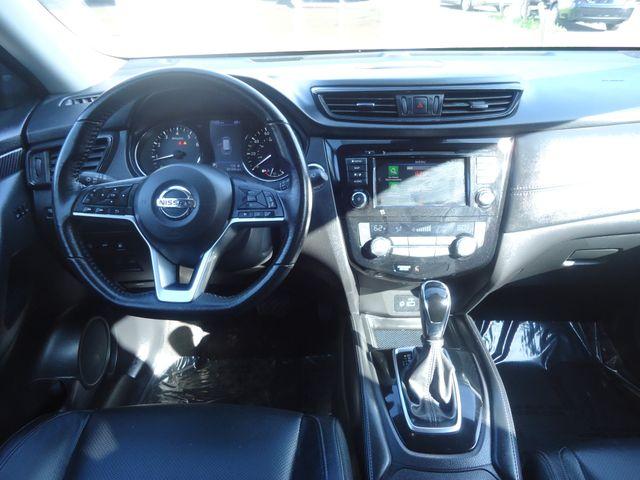 2018 Nissan Rogue SL SEFFNER, Florida 25