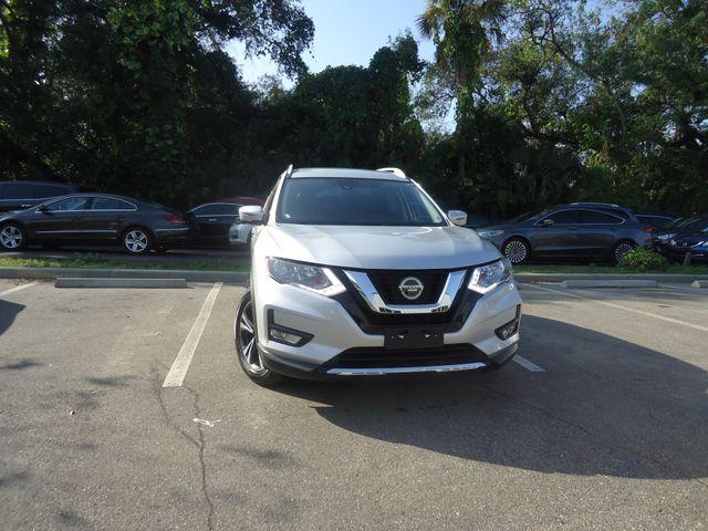 2018 Nissan Rogue SL SEFFNER, Florida 9