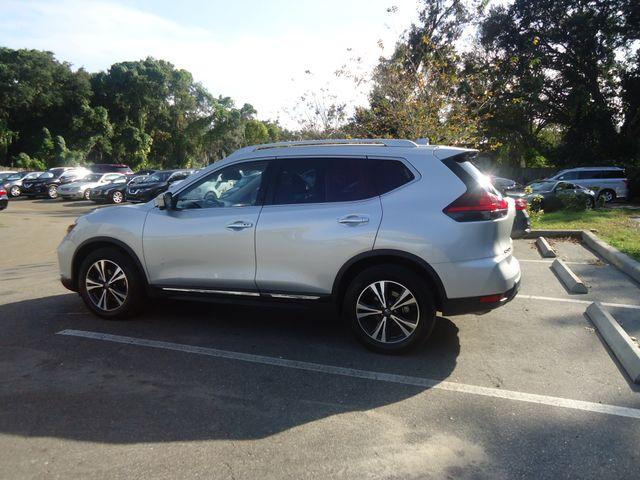 2018 Nissan Rogue SL SEFFNER, Florida 10
