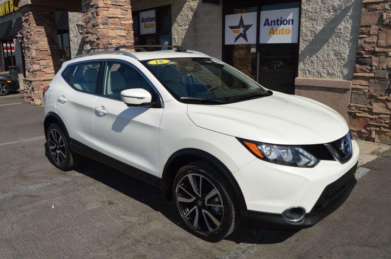 2018 Nissan Rogue Sport SL | Bountiful, UT | Antion Auto in Bountiful UT
