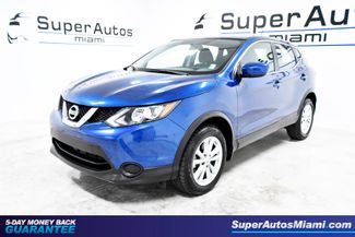 2018 Nissan Rogue Sport S in Doral, FL 33166