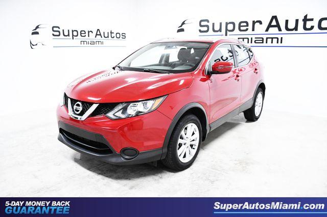 2018 Nissan Rogue Sport SV in Doral, FL 33166