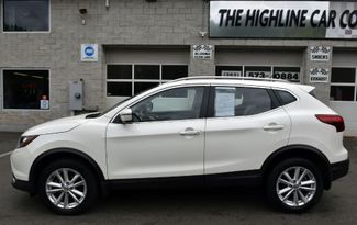 2018 Nissan Rogue Sport SV Waterbury, Connecticut 2