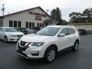 2018 Nissan Rogue SV in Troy, NY 12182