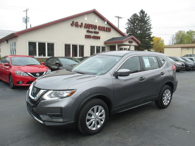 2018 Nissan Rogue S in Troy, NY 12182