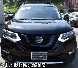 2018 Nissan Rogue SV Waterbury, Connecticut 8